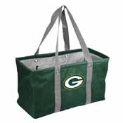 Green Bay Packers Crosshatch Picnic Caddy