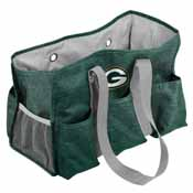 Green Bay Packers Crosshatch Jr Caddy