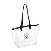 Pittsburgh Steelers Stadium Clear Tote