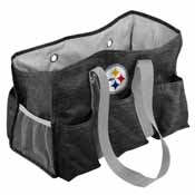 Pittsburgh Steelers Crosshatch Jr Caddy