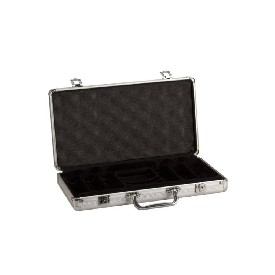 300 Chips Aluminum Poker Case
