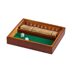9 Number Shut The Box