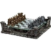 Roman Gladiator Chess Set (Size: 15