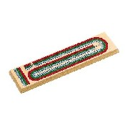 3 Color Track Cribbage