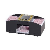 2 Deck Automatic Card Shuffler