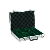 200 Chips Aluminum Poker Case