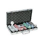 300Pc. 11.5G Royal Flush Big Numbers Poker Set