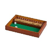 12 Number Shut The Box