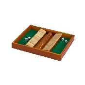 Double Sided 12 Number Shut The Box