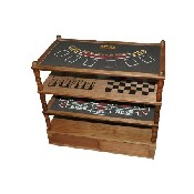 9 In 1 Combo Game Table Set (30 3/4