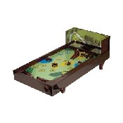 Wooden Golf Pinball (24 1/8