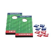 Endzone Bean Toss Game - Set Of 2 - New