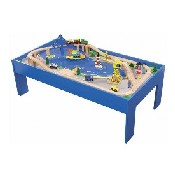 60Pc Ocean Train Set W/ Table