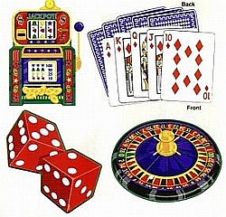 Assorted Poker Party Decorations Casino Party Decorations Poker Theme Gambling