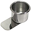Stainless Steel Cup Holder (Slide Under)