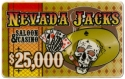 Nevada Jacks 1 DollarChips