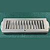 15 Tube Aluminum Chip Tray with Cover