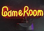 NEON GAME ROOM HANGWALL SCULPTURE 15