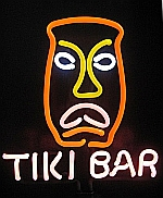 NEON TIKI BAR SCUPLTURE9