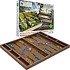 World Wildlife Fund Amazon Birds Backgammon - a Green Wildlife Product