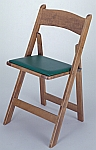 Kestell Hardwood Folding Chairs