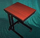 Wooden Meal Cart Poker Table