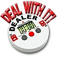 Digital Timer Dealer Button