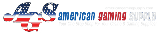 American Gaming Supply - Your One Stop Shop for Casino and Gaming Supplies