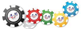 Custom Poker Chips | Poker Chip Sets | Poker Merchandise | Poker Supplies
